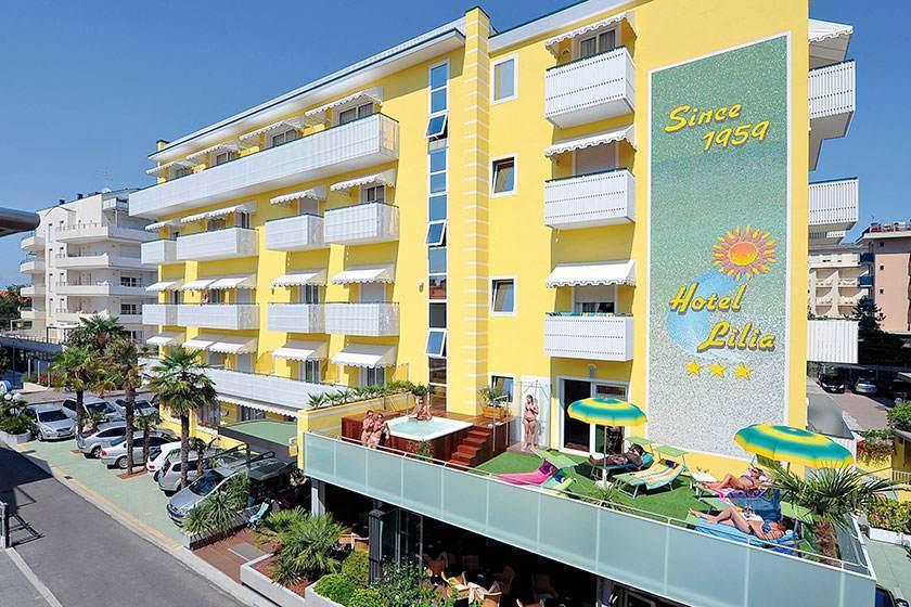 Hotel Jesolo 3 Star Hotel Lilia Official Site Hotel